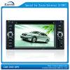 6.2の HD TFTの固定タッチ画面車のDVDプレイヤープロダクト(E-2007)
