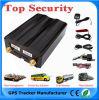 GPS Echte Auto - tijdDrijver met het Alarm van de Auto, Afstandsbediening, Sirene, de Sensor van de Schok (tk103-kW)