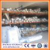 Estante del almacenaje/estantería del estante del metal del almacén/ropa y estante de acero del estante del paño