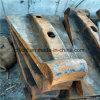 Piatto superiore della fodera del laminatoio di sfera del pezzo fuso d'acciaio da vendere
