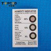 Изменение цвета индикатора влажности Hic карту с Non-Cobalt