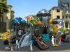 Kaiqiの中型の外国のテーマの子供の屋外の運動場(KQ50068A)