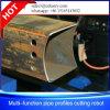 Beveling плазменных металлические трубы квадратного сечения трубопровода с ЧПУ профиль машины для резки стали проектов