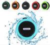 Mini haut-parleur imperméable à l'eau sans fil portatif de Bluetooth (ID6001)