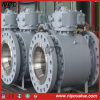 API Flanged Tourillon type Ball Valve