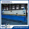 Máquina de corte de metales CNC Máquina de esquila (QC11Y-6X6000)