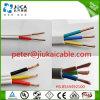 Pvc van Flat van Jiukai Cable BVVB TPS Cable 4mm2