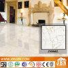 Плитка пола белого золотистого Silk каменного фарфора Polished (JM8682)