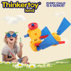 3-6 Kids Plastic Building ConnectorsのためのアヒルModel Intellectual Toys