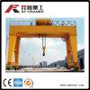 Gantry popular Crane con Wire Rope Host