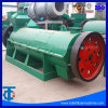 Capacidade de 5 toneladas de resíduos esterco de adubo orgânico Granulator esférica