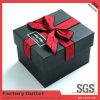 Custom Design al por mayor Paper Perfume Box con Ribbon Bow