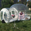 Специализированные ПВХ прозрачный надувной купол палатки