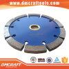 Lâmina de serra circular Diamond Tuck Point com segmento plano