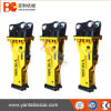 Mini disjuntor hidráulico da rocha para as máquinas escavadoras pequenas (YLB680)