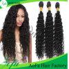 Двойника поставки конкурентоспособной цены высокого качества разные виды быстрого Weft курчавых волос Weave