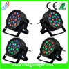 18X3w Indoor RGB LED PAR Pode Stage Light LED Bulb