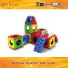 Het Lichaam dat van binnenJonge geitjes het Plastic Speelgoed van Blokken met Klimmer (PT-018) uitoefent