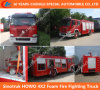 Sinotruk HOWO 4X2 Foam Fire Fighting Truck
