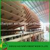 1220X2440 Plain de fibra de densidad media de MDF precio competitivo para los armarios y puertas