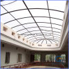Twin-Wall Brown Polycarbonate Sheet for Workshop Skylight