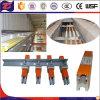 Enrouleur de grue en PVC Équipement d'alimentation en barres d'autobus en aluminium