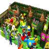 Venta caliente la estructura de Juegos interior patio interior para niños