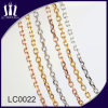 豪華なステンレス鋼のビードの鎖は宝石類のネックレスをセットする