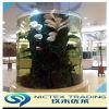 El tanque de pescados de acrílico transparente grande modificado para requisitos particulares