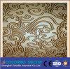 Panneau de mur en bois chaud de la vente 3D pour le marché de l'Asie