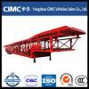 Cimc 7 тонны автомобильный транспорт полу грузового прицепа