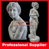 Venus Sculpture italiano Stone Carving per Hotel Project o giardino