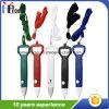 Promotion stylo à bille en plastique avec cordon