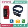 As calorias do podómetro de Bluetooth opor o bracelete esperto do Wristband