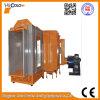 Cabina di spruzzo elettrostatica della polvere del trasportatore ambientale manuale