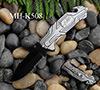 4.5 de bolsillo plegable cuchillo/navaja Surival
