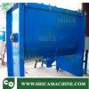 Plástico máquina mezcladora Horizontal para plástico granulado y polvo