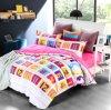 安い価格の綿の寝具の羽毛布団カバーシーツ