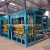 Machines stationnaires de presse de machine de production de bloc des briques Qt4-16