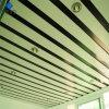 Alliage 1100 3003 5052 U Tube carré en bois de forme en aluminium