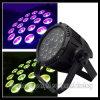 luz al aire libre de la IGUALDAD de 18PCS*10W 4in1 LED