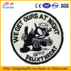 Zoll 2D oder 3D Garment Embroidered Patches 5