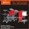 Het Automatische Industriële A4 Document die van Boway 22000sheets Machine met DwarsOmslag vouwen & Post 384sbd voeden