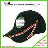 Sarga de algodón de moda 6 paneles de gorra de béisbol (EP-S3018)