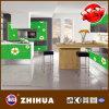 緑の食器棚(ZH-C842)