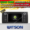 Carro DVD do sistema do Android 4.4 de Witson para BMW M5 (W2-A6965)