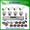 8CH a canaleta DVR dirige o sistema ao ar livre 1tb HDD da câmara de vigilância da segurança do CCTV