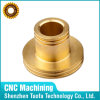 CNC de bronze do cobre que faz à máquina as peças giradas (bronze: 385/H59)