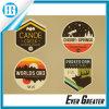 Diseños personalizados Sticker impermeables para la Promoción