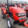 Novo Design 2016 Huaxia 40HP 4WD Trator de Rodas Agrícolas
